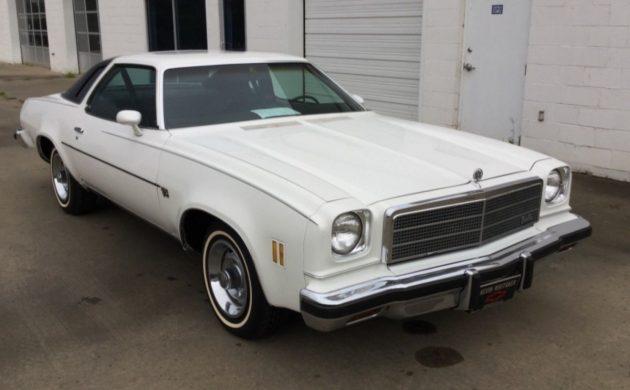 Ready to Drive: 1974 Chevrolet Malibu Classic