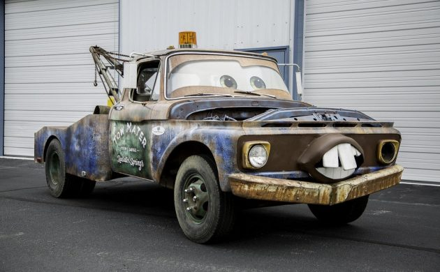 Tow Mater: 1964 Ford F100