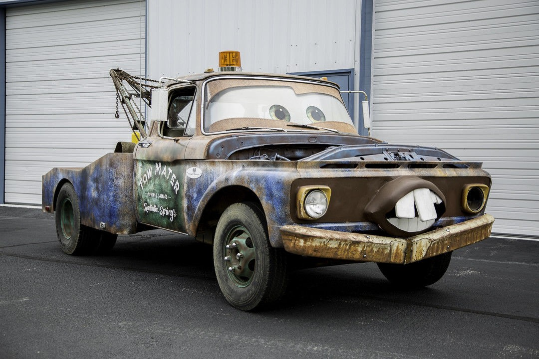 Tow Mater 1964 Ford F100