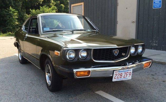 Low-Mileage Rotary: 1974 Mazda RX-3