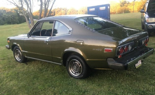 Low-Mileage Rotary: 1974 Mazda RX-3