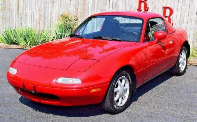 15K Original Miles: 1993 Mazda Miata