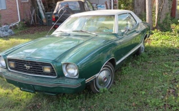 Family Owned: 17K Mile 1977 Ford Mustang II