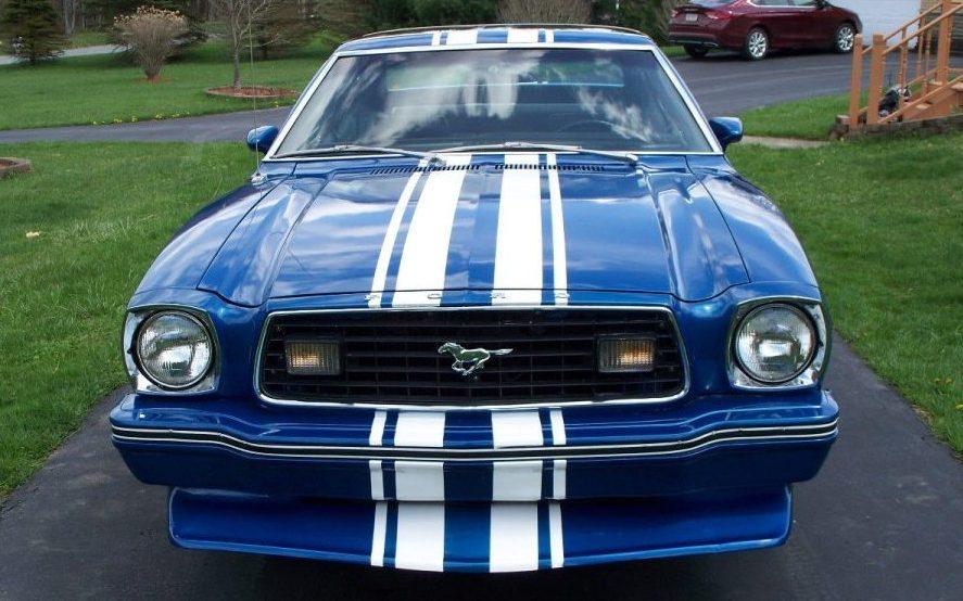Mach 1 Package: 1977 Ford Mustang II