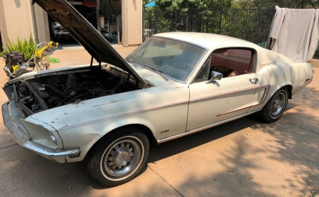 Professor's Pony: 1968 Ford Mustang GT Fastback