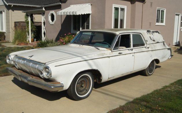 Halloween Hearse 1963 Dodge Polara