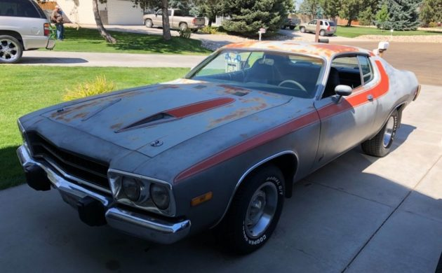 Really Solid: 1973 Plymouth Road Runner
