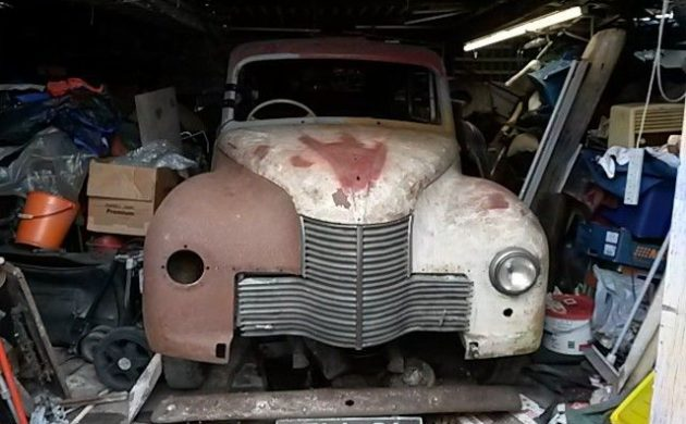 Rare 1948 Jowett Javelin Project