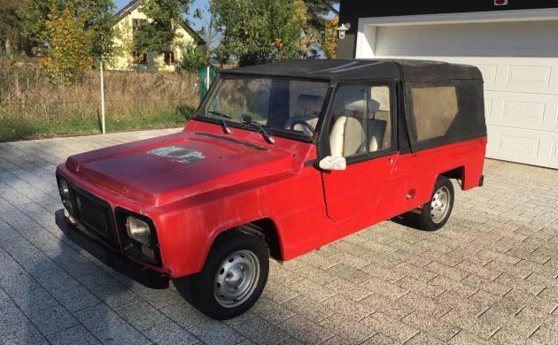 Soft Roader: 1977 Renault Rodeo 6