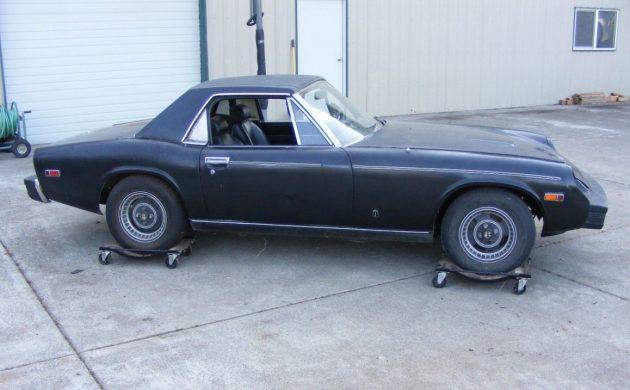Lotus Twin Cam: 1974 Jensen-Healey Roadster