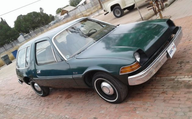 Roadtrip Mothership: 1977 AMC Pacer Wagon