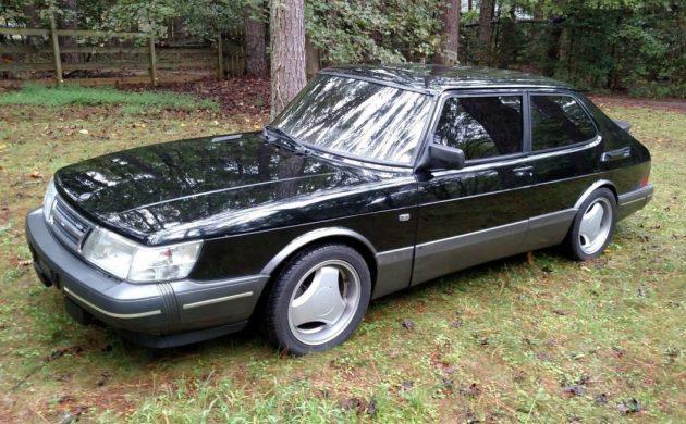 Sweet Swede: 1990 Saab 900 SPG Turbo