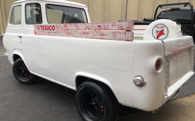 8c3e3988c0 Useful Classic! 1967( ) Ford Econoline Pickup
