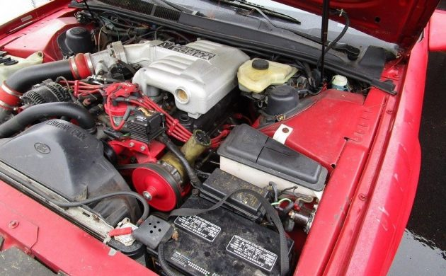 V8 Swapped Super Coupe 1992 Ford Thunderbird