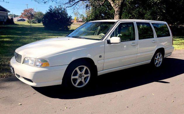 23,000 Original Miles: 2000 Volvo V70 Wagon