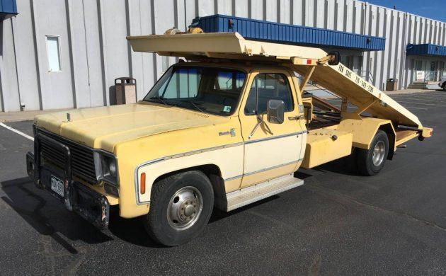 Ramp It Up: 1978 Chevrolet Silverado C30 Hauler