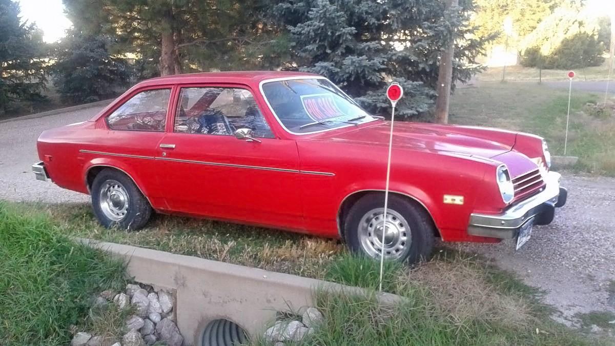 $2,800 Coupe: 1977 Chevrolet Vega