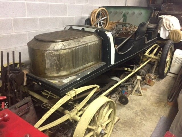 Stanley Steamer Car >> Steamy Runabout: 1910 Stanley Steamer Model 60