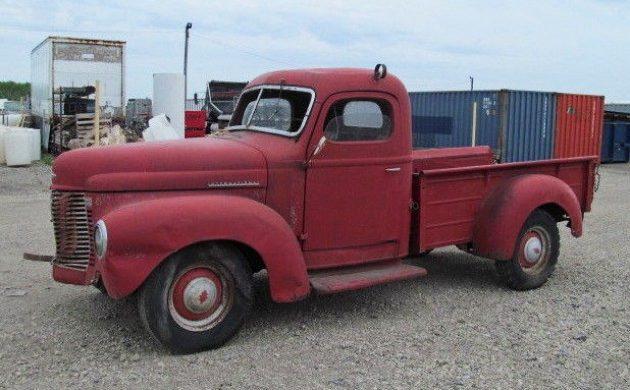 All Original 1942 International Harvester K-2