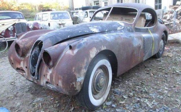 Cheapest Jaguar XK120 On The Market?