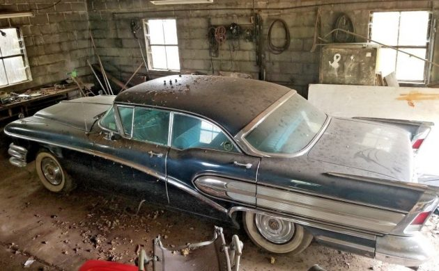 Dusty Not Rusty: 1958 Buick Special