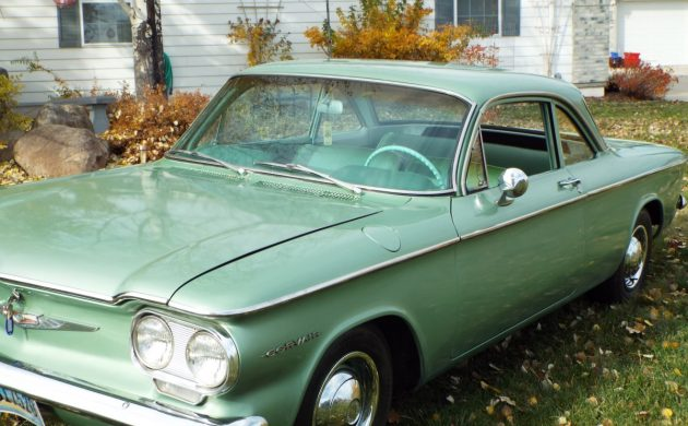 EXCLUSIVE: 1960 Chevrolet Corvair 700
