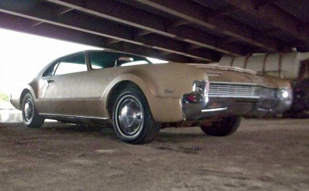 Ground Breaking Classic: 1966 Oldsmobile Toronado