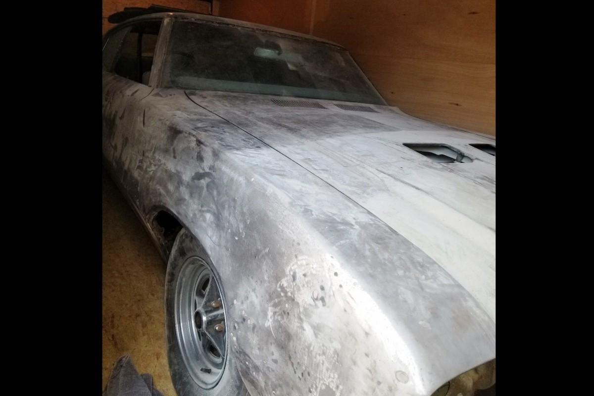 Stripped Naked! 1970 Buick GS 455 Stage 1 - Barn Finds