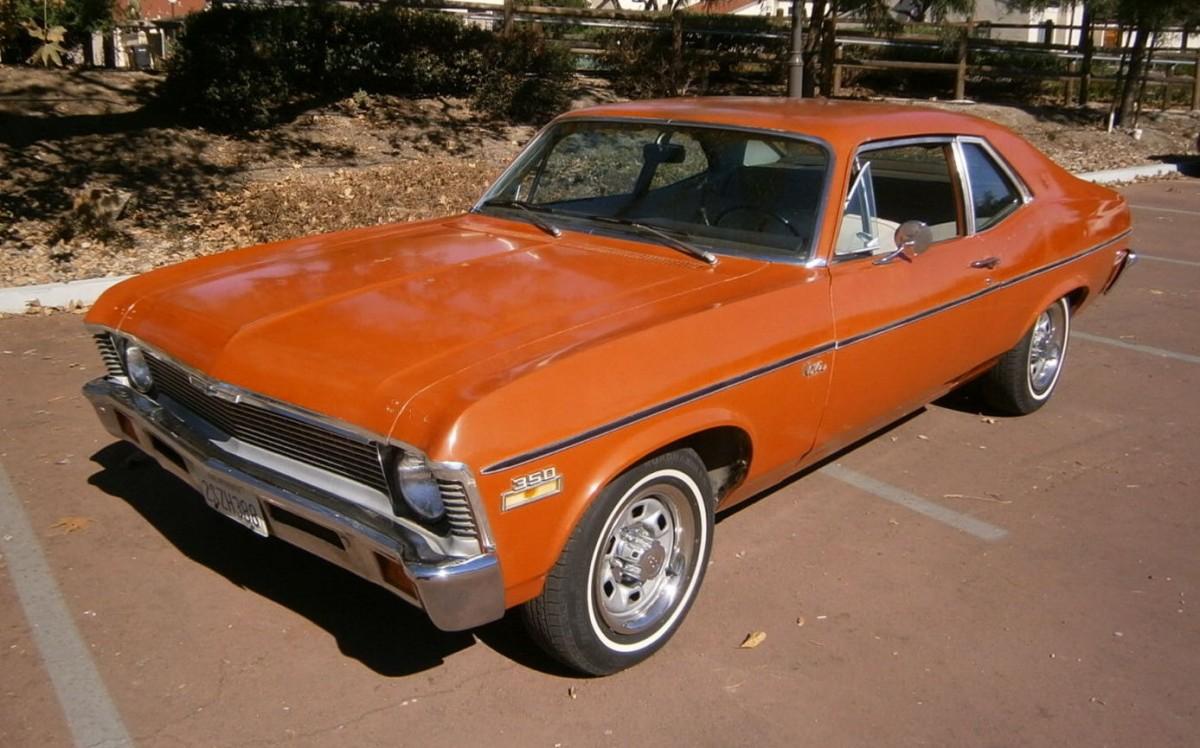 Super Something: 1973 Chevy Nova