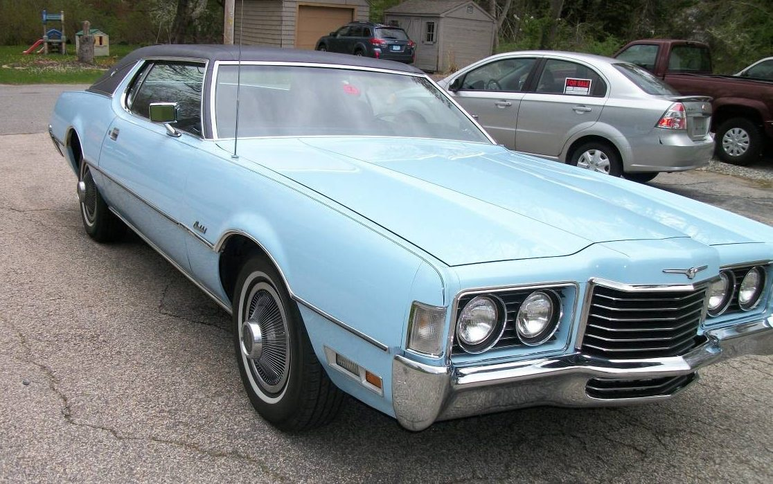 All American Ford Kingston >> Tranquility On Wheels: 1972 Ford Thunderbird