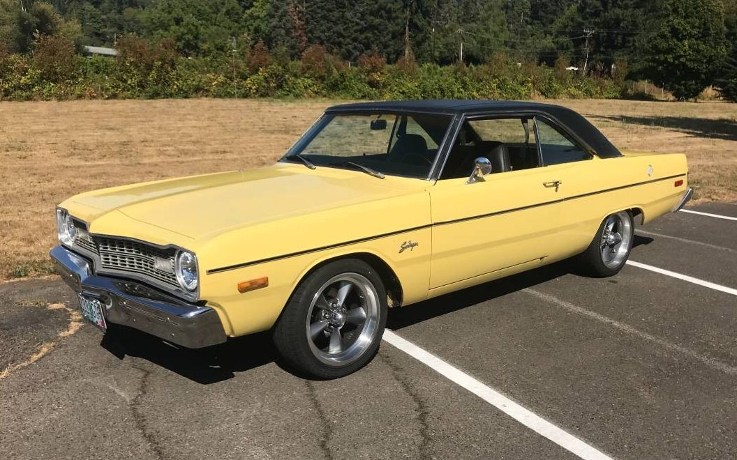 Cheap And Clean 1974 Dodge Dart Swinger