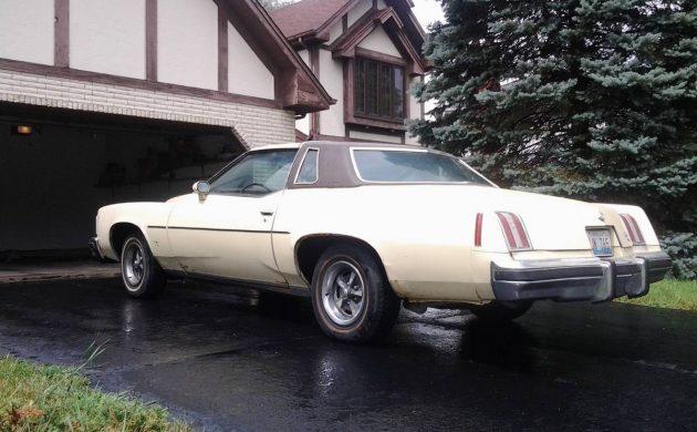 One Owner Garage Find 1974 Pontiac Grand Prix