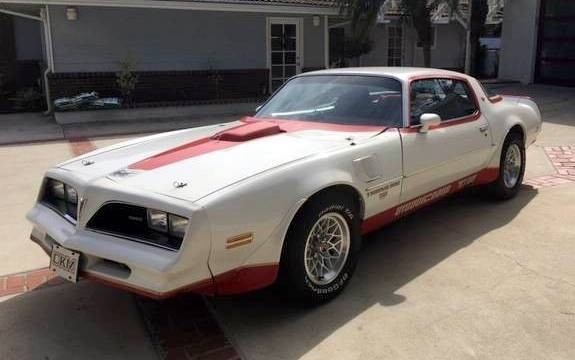 Macho T/A: 1978 Pontiac Trans Am