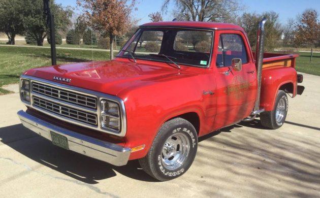 450 Original Miles! 1979 Dodge Lil Red Express