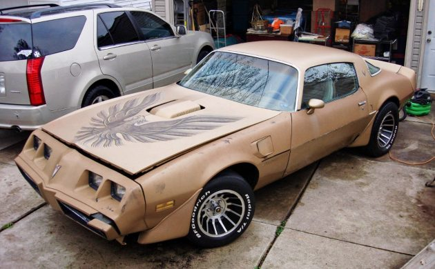 Original WS7: 1979 Pontiac Trans Am