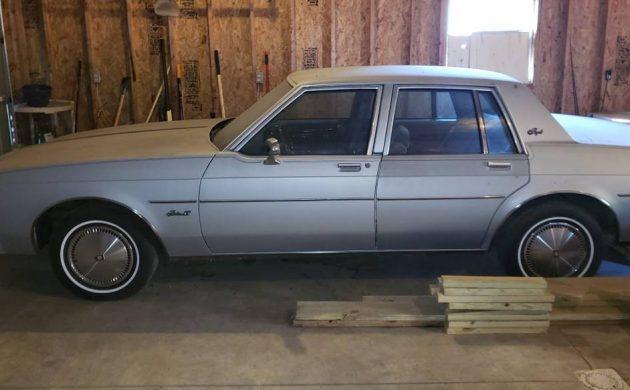 Grandma Car: 1985 Oldsmobile Delta 88 Royale