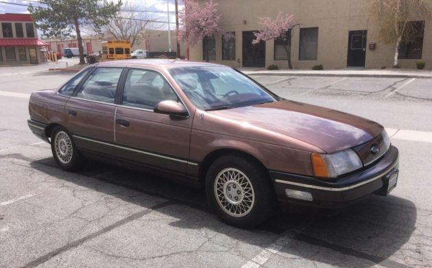 Ford Fairmont For Sale >> Museum Condition, Bargain Price: 1988 Ford Taurus LX