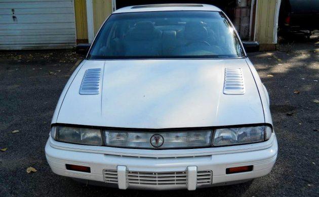 Sleeper Sedan: 1990 Pontiac Grand Prix STE Turbo