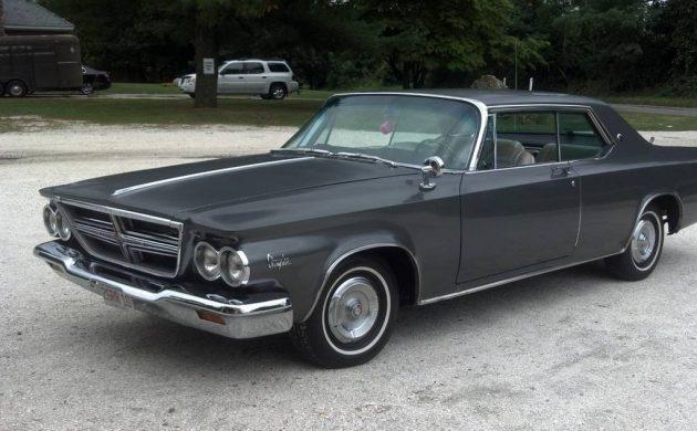 Cross Ram V8: 1964 Chrysler 300K