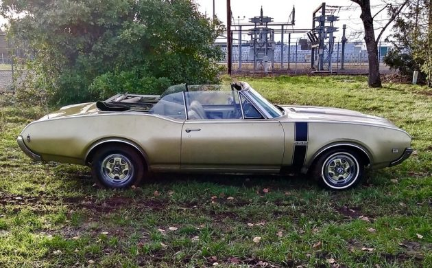Muscle Project: 1968 Oldsmobile 442 Convertible