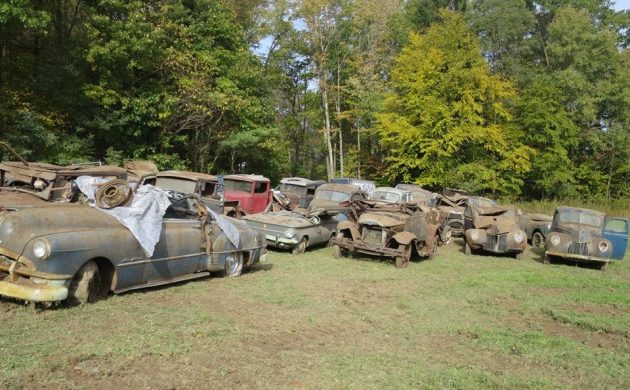 Huge Collection For Sale After Barn Collapse