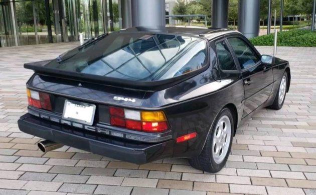 1 of 250: 1988 Porsche 944 Celebration Edition