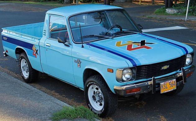 Restored 1980 Chevy Luv