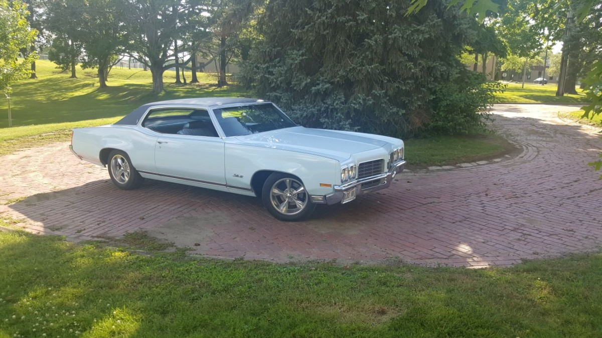 500 Down Car Lots >> All Original: 1970 Oldsmobile Delta 88 Royale