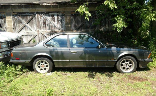 M6 Wannabe? 1985 BMW 635 CSI