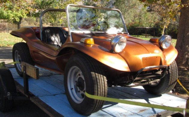 Stored for 50 Years: 1957 Dune Buggy