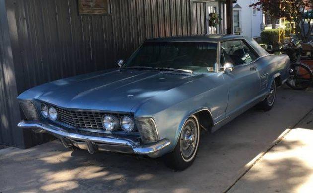 Personal Luxury: 1963 Buick Riviera