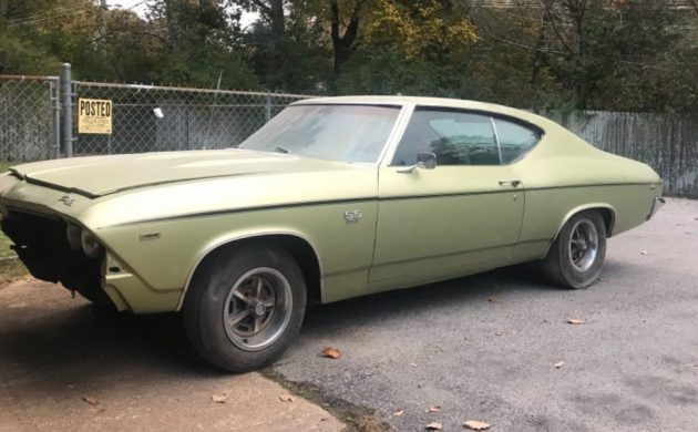 Clean And Green: 1969 Chevelle SS 396