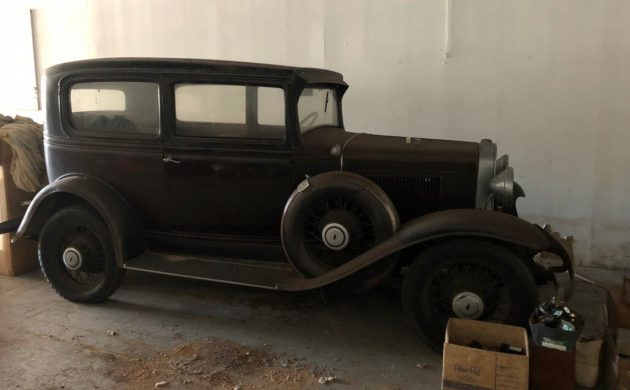 1931 Chevrolet Coach With Only 23,000 Miles?