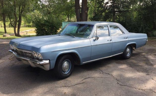1965 Chevrolet Bel Air With 43k Miles!